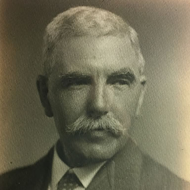 Image of historic partner in the firm, George Murray